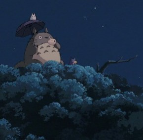 Blindsided by MY NEIGHBOR TOTORO