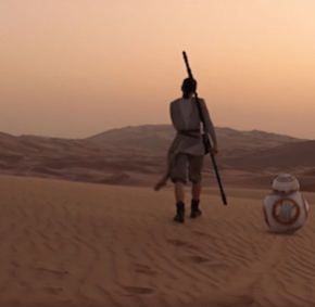 "Episode 149 - THE FORCE AWAKENS or ""The Gay Straight Man"""