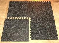 Rubber Floor Tiles: Rubber Floor Tiles Interlocking