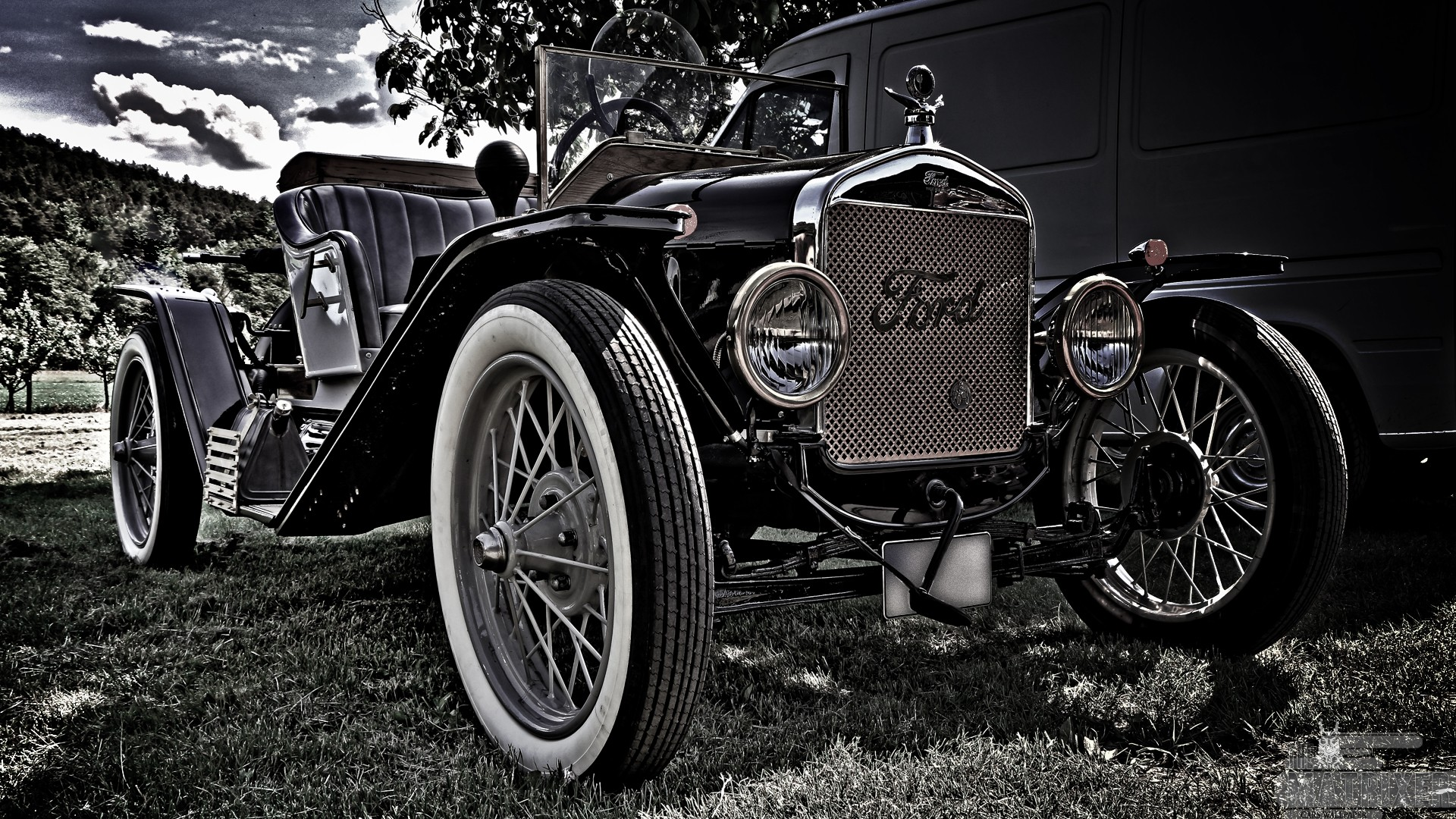 Muscle Car Wallpaper Black And White The Matrixer Wallpaper Download Oldtimer Muscle Car