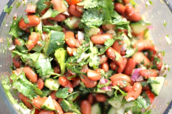 Mediterranean Kidney Bean Salad Recipes — Dishmaps
