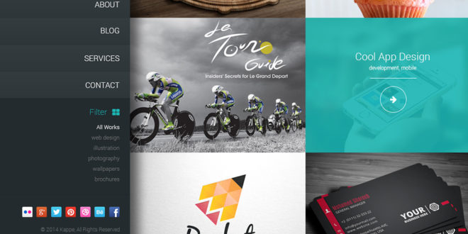 15+ Best Free PSD Website Templates 2018 - Themelibs