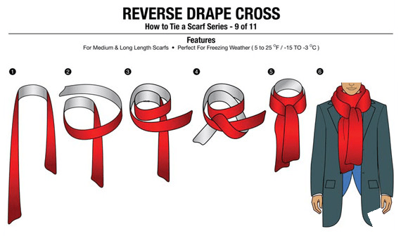 Reverse Drape Cross9