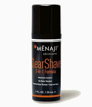 Clear Shave 3-in-1 Formula 1