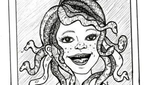 Kid Medusa By Jon James
