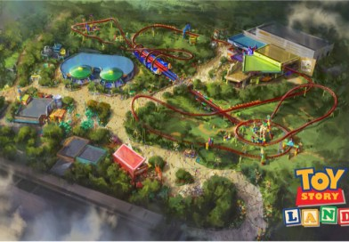 Disney Reveals More Toy Story Land Details – New Slinky Dog Coaster Video!