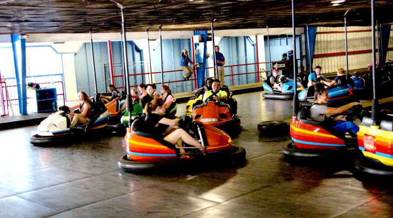 Dodge City Bumper Cars 3