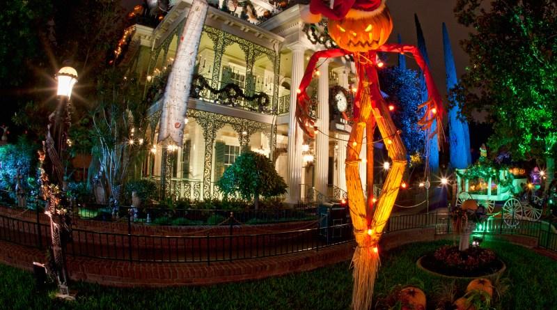 Headless Horseman Haunts Mickey's Halloween Party As Halloween Time Returns to the Disneyland Resort, Sept. 9 through Oct. 31