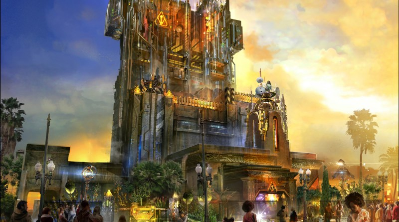 Guardians of the Galaxy is Coming to Disney California Adventure