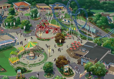 Carowinds to Add New Flat Rides, WinterFest for 2017