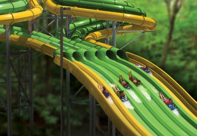 Dollywood's Splash Country to Build New Racing Slide for 2017