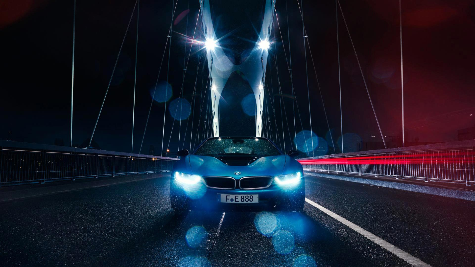 Exotic Hd Car Wallpapers Bmw I8 Theme For Windows 10 8 7