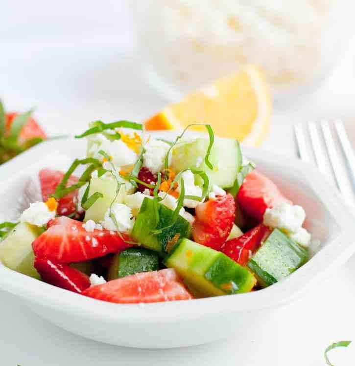 Strawberry Cucumber Salad-7