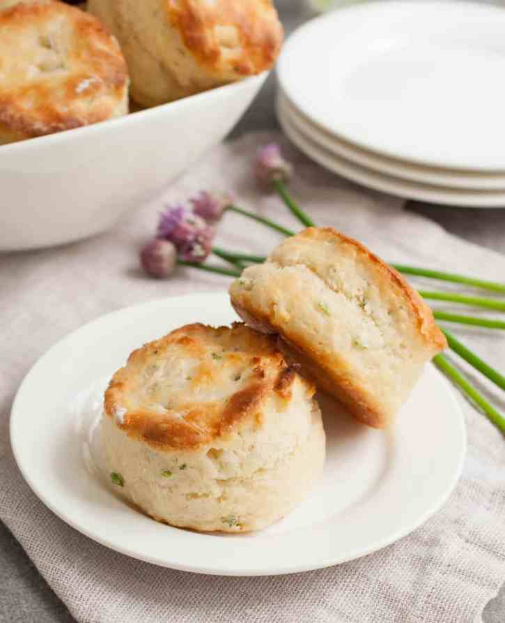 Sour Cream Chive Biscuits-16