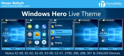 WIndows 10 Hero Theme – ThemeReflex