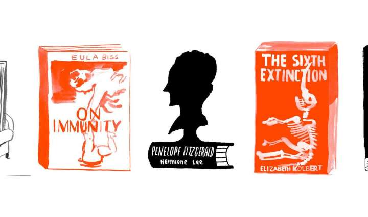 The best books of 2014, by The New York Times
