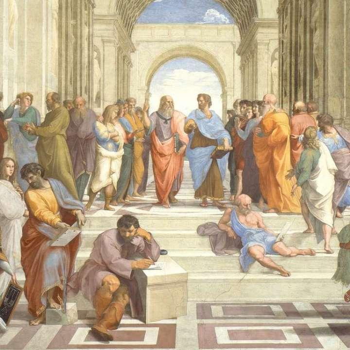 Raphael's School of Athens
