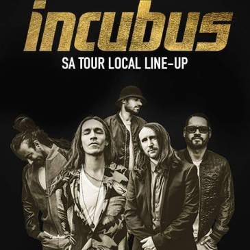 [EVENT REVIEW] Incubus Pretoria