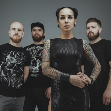[INTERNATIONAL INTERVIEW] JINJER PREPARING FOR SOUTH AFRICAN TOUR