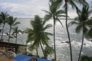 Puerto Vallarta Conchas Chinas view