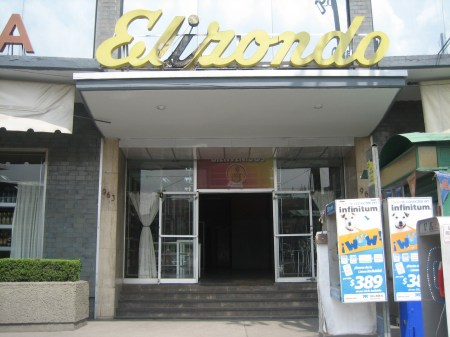 Pasteleria Elizondo, a chain of bakeries in Mexico City. (This one's in Polanco.)
