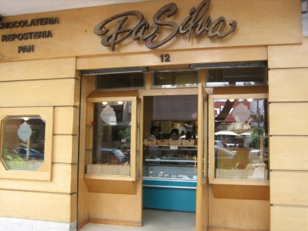 DaSilva, a stylish bakery in Col. Polanco, Mexico City