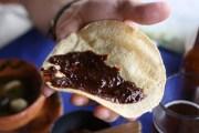 Mole from El Campanario in Xico, Veracruz