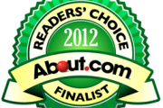 About.Com Readers Choice Badge