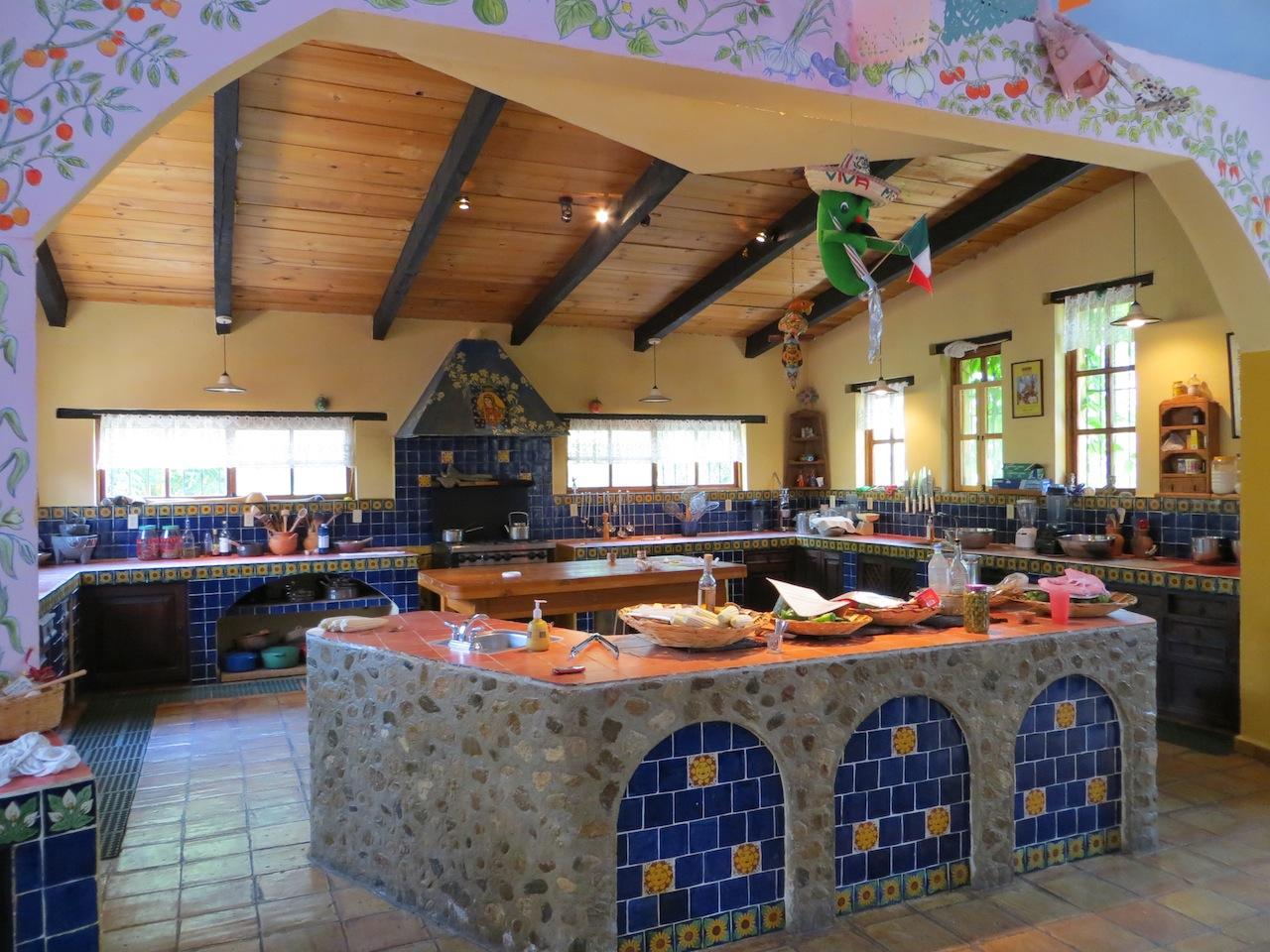 Five cooking classes to try in oaxaca the mija chronicles - Decoracion de cocinas rusticas ...