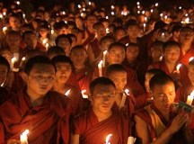 SELF-IMMOLATION #8: Tibet's nonviolent freedom movement grows desperate