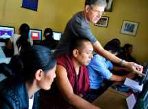 VOLUNTEER FOR A FREE TIBET: Enabling Tibetan exiles in India