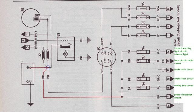 rover mini spi wiring diagram
