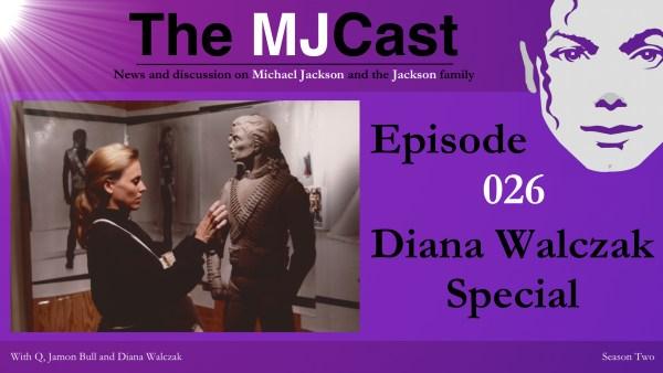 Episode 026 - Diana Walczak Special YouTube Art