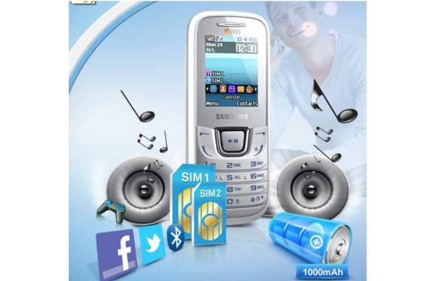 Samsung e1207t features and specifications apps directories