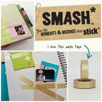 Smash Book | Pinterest on Paper {Giveaway Winner Announced}