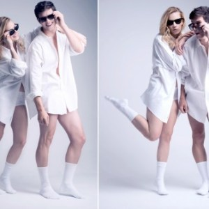 couples costumes  halloween risky-business