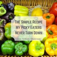 The No-Fail Recipe My Kids Will Always Eat