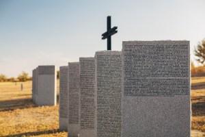 German WWII cemetery in Chisinau.