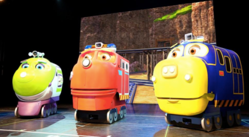 Photo Credit: Chuggington Live!