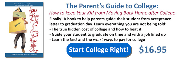 Book - The Parent's Guide to College