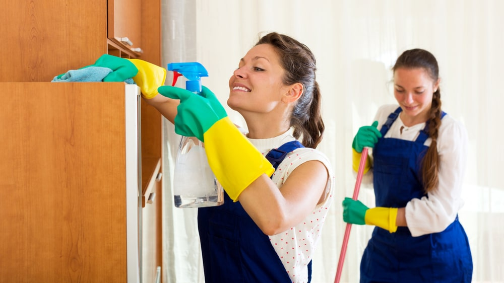 BEST CLEANING SERVICES COMPANY IN MONTREAL ®