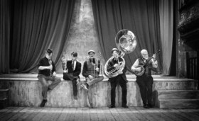 new orleans jazz band uk