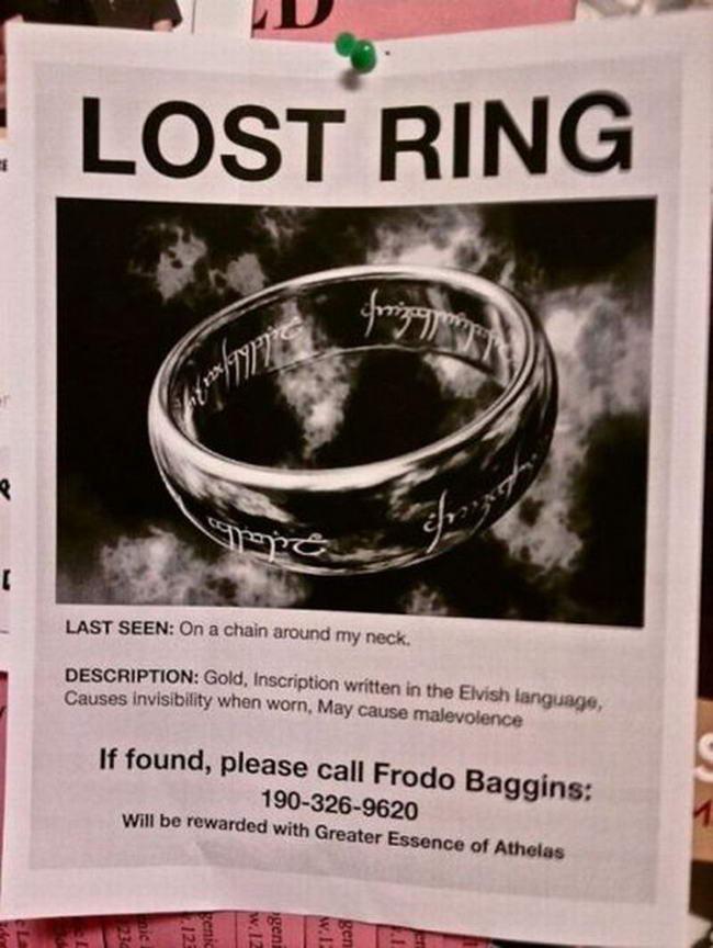 lost item poster - Redbulenergystandardinternational - lost poster template