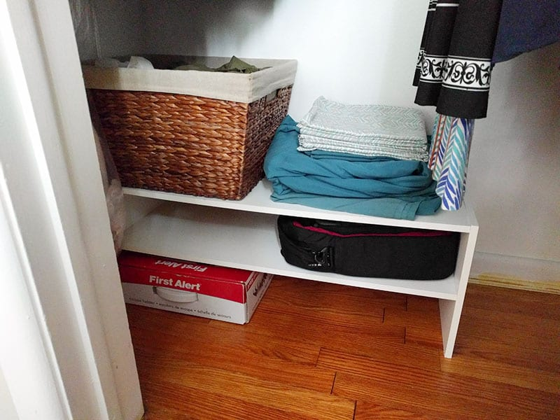 How To Organize Clothing If You Have A Tiny Closet The