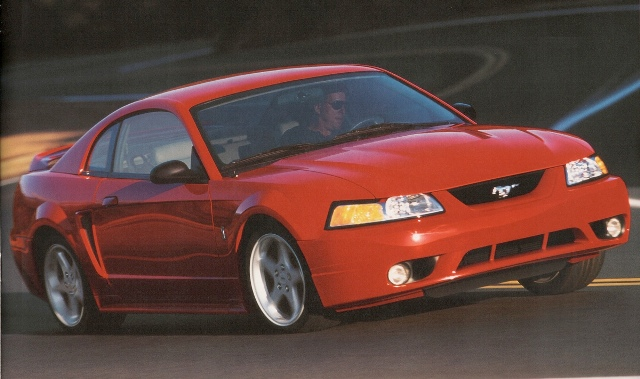 1999-2001 Ford Mustang SVT Cobra High Expectations - The Motoring