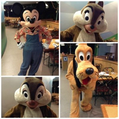 Solo Dining At Epcot39s Chip 39n39 Dale39s Harvest Feast At