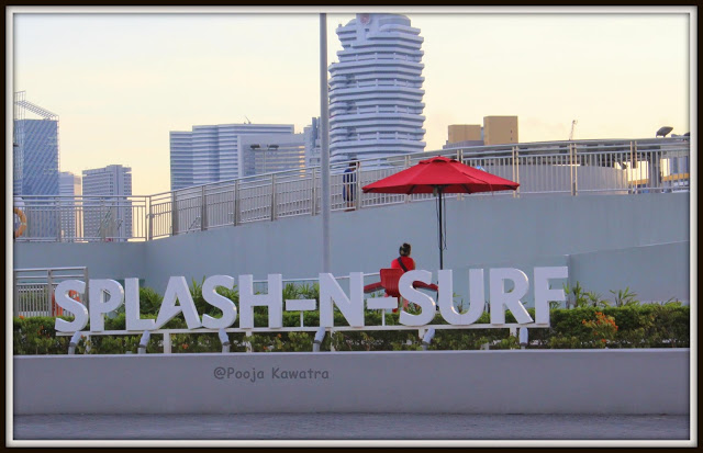 Splash-N-Surf -Kallang wave Mall