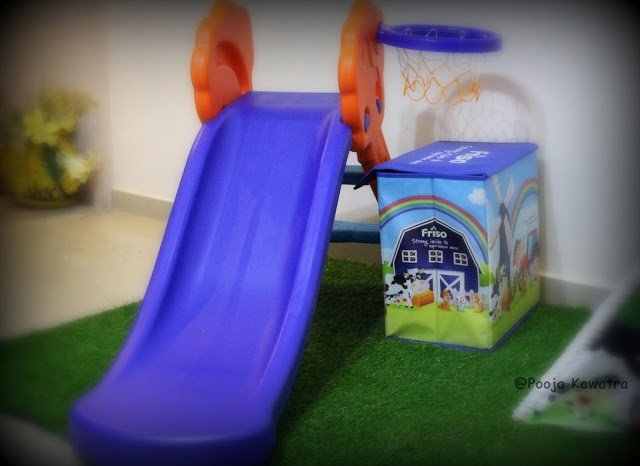 Friso Experience More Together- Our Friso Experience Play Set!
