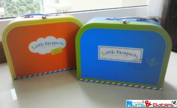 LittlePassportbag