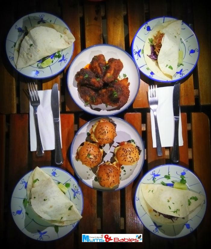 sarnies-food